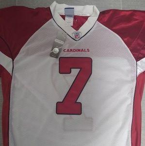 Reebok Shirts - Arizona Cardinals Matt Leinart Reebok Jersey